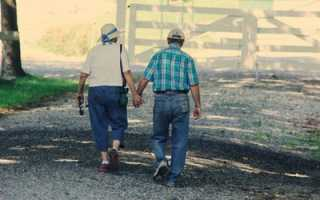 Почему пожилой человек нуждается в правильном питании